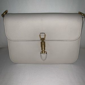 Gucci Bags - Authentic Gucci Soft Jackie Cream